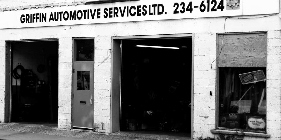 Griffin Automotive Storefront